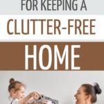 Housework Tips