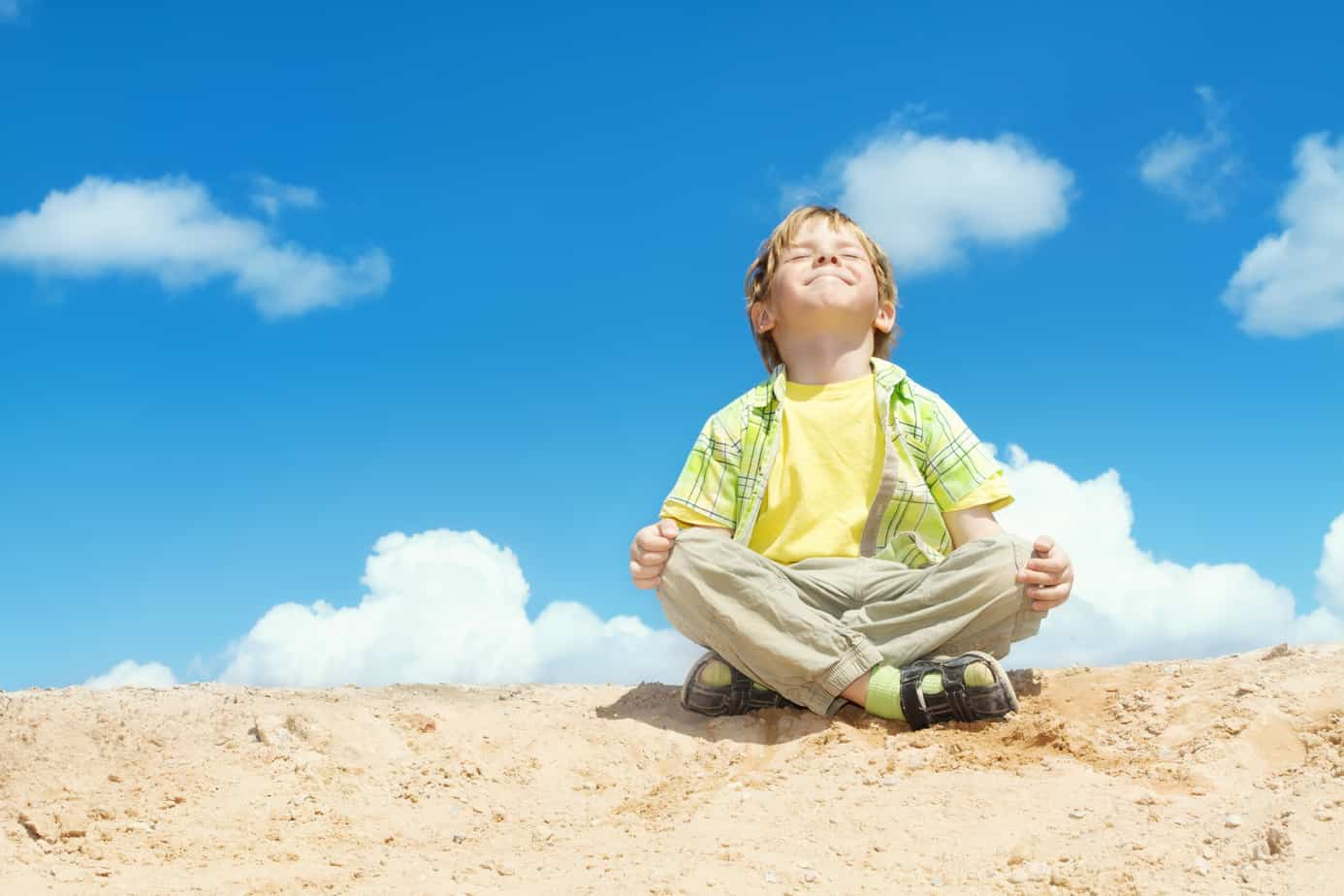 Present Moment Awareness Mindfulness Exercise For Kids