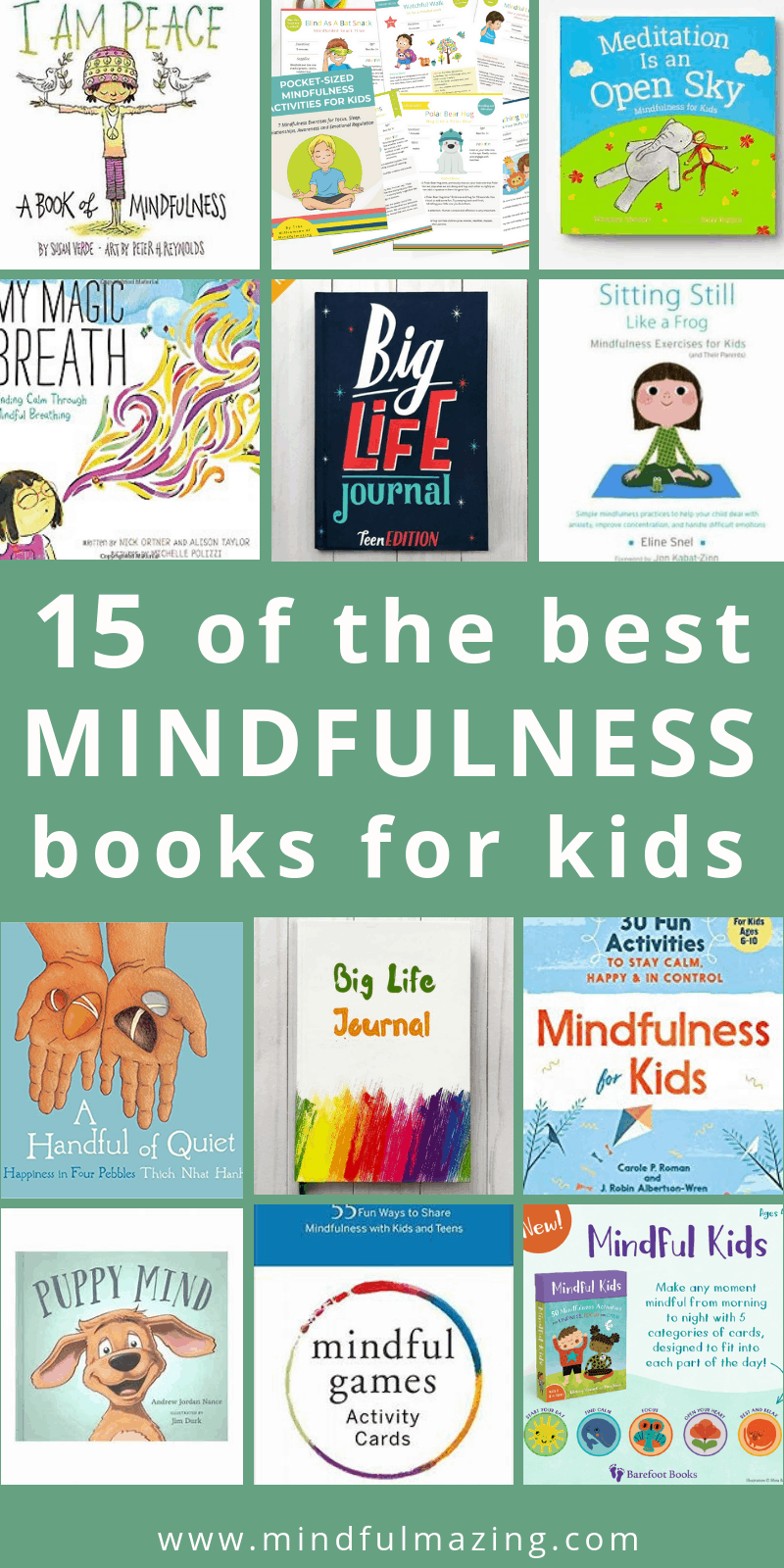 Wondering how to teach your kids about Mindfulness? You'll love these mindfulness books for kids to teach them strategies and skills for calming down, regulating their emotions, focusing, sleeping better, and developing kindness and compassion. Happy (and blissful) reading!