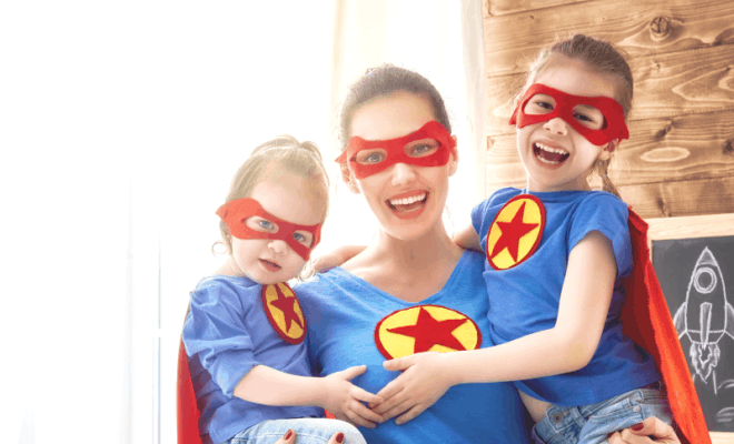 6 Simple Things Mentally Strong Supermoms Do When Things Go Wrong