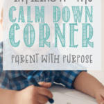 A Calm Down Corner will help you teach your kids strategies to calm down when they are upset, angry, or agitated. It includes detailed instructions on how to create a calm down corner, calm down printables, calm down cards and a mindfulness kids eBook. Begin to teach your kids these life savings skills with our calm down kit for kids now!
