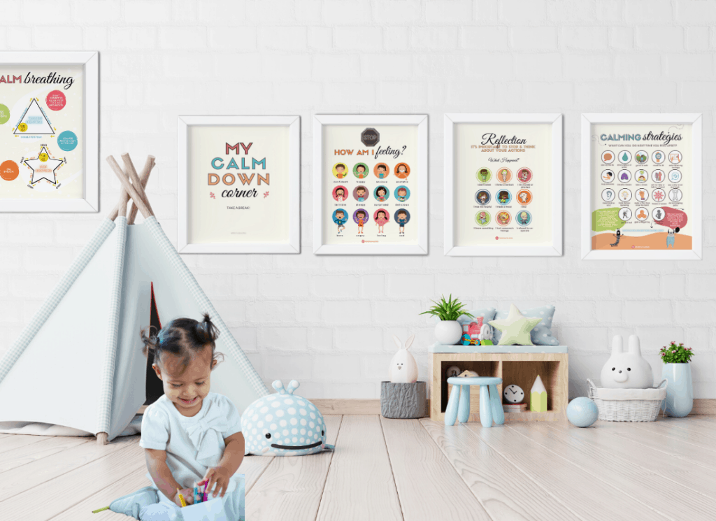 Calm Down Corner Printables