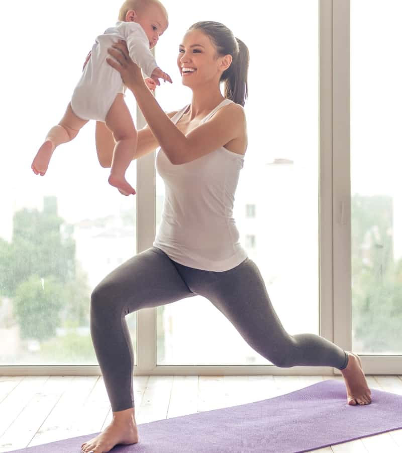 Exercise will drastically reduce anxiety and worry in moms. Don't forget about you time. This is number one on the 17 things all moms should know list!