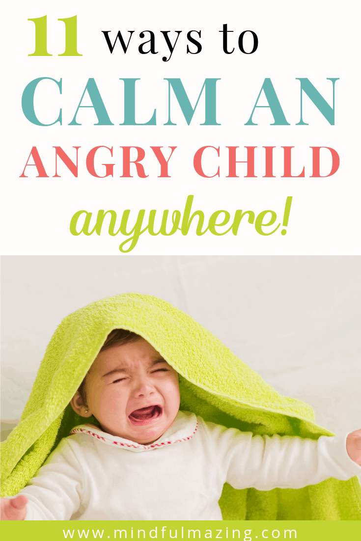 Anger Management For Kids / Learn how to teach your kids self-control and calming strategies with these anger management tips for kids. Teaching kids to control big emotions isn't as hard as you might think. We've even rounded up calming activities and exercises that are super fun. Learn these simple 11 calm down tools right now. #anger #angermanagement #parenting #parentingtips #parenting101 #calmdowntools