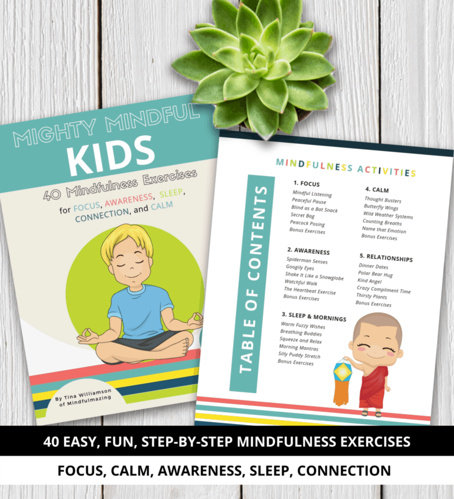 Mighty Mindful Kids