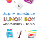 Supplies and Tools to pack a fun and exciting school lunch that kids will love. The best of the best when it comes to kids lunch boxes, lunch box supplies and lunch box accessories! The best bento boxes, water bottles, utensils and fun lunch packing tools! Awesome ideas to make lunches fun.