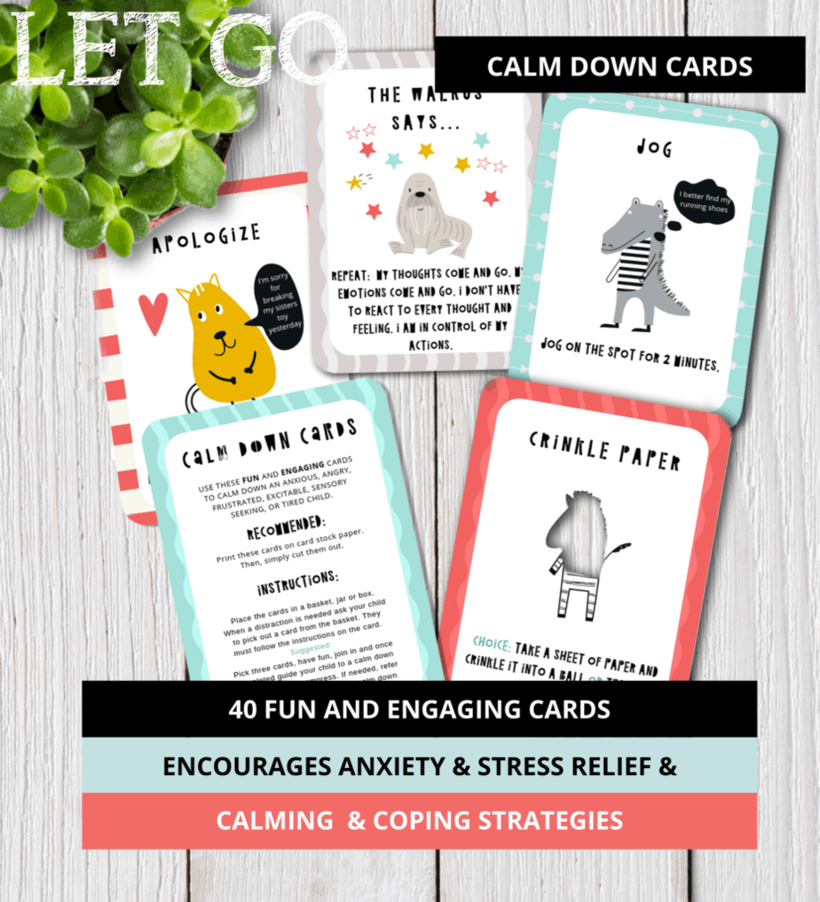 Using our ultimate guide to anxiety in children, your child will gain the tools and know-how to overcome their anxiety and worry. Bring peace back into your child's life and your home! We look specifically at symptoms of anxiety in children, step-by-step anxiety exercises, a detailed 12 step plan with over 80+ worksheets  (and much more...)