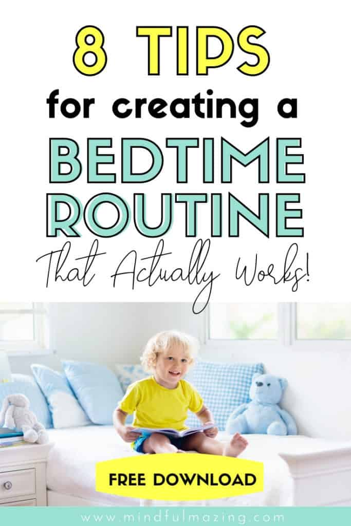 Bedtime Routine for Kids - Tame Bedtime Battles