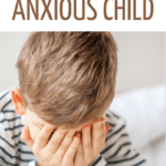 Phrases to help a worried child calm down