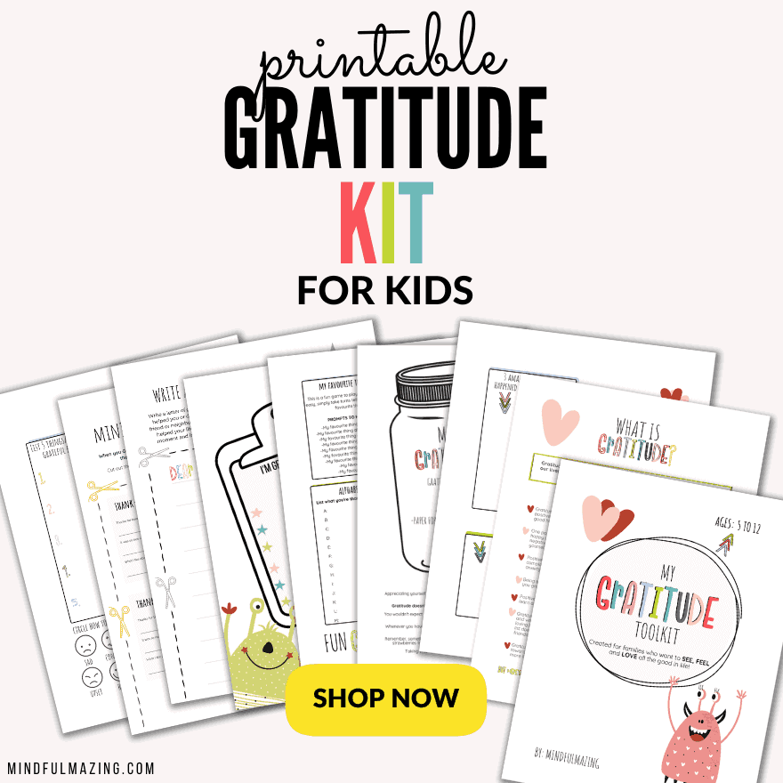 Gratitude Activities for Kids