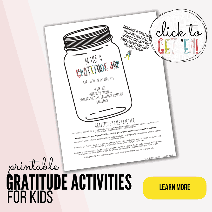 The Best Gratitude Activities For Kids How To Teach Gratitude To Kids Mindfulmazing