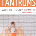 Toddler Tantrums