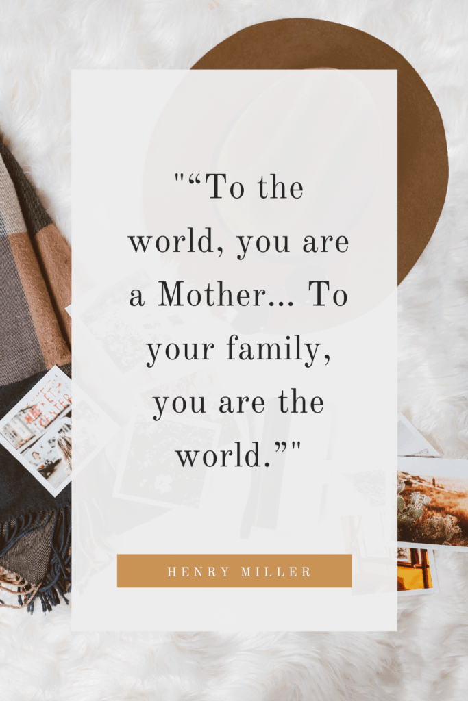 inspiration quotes for moms