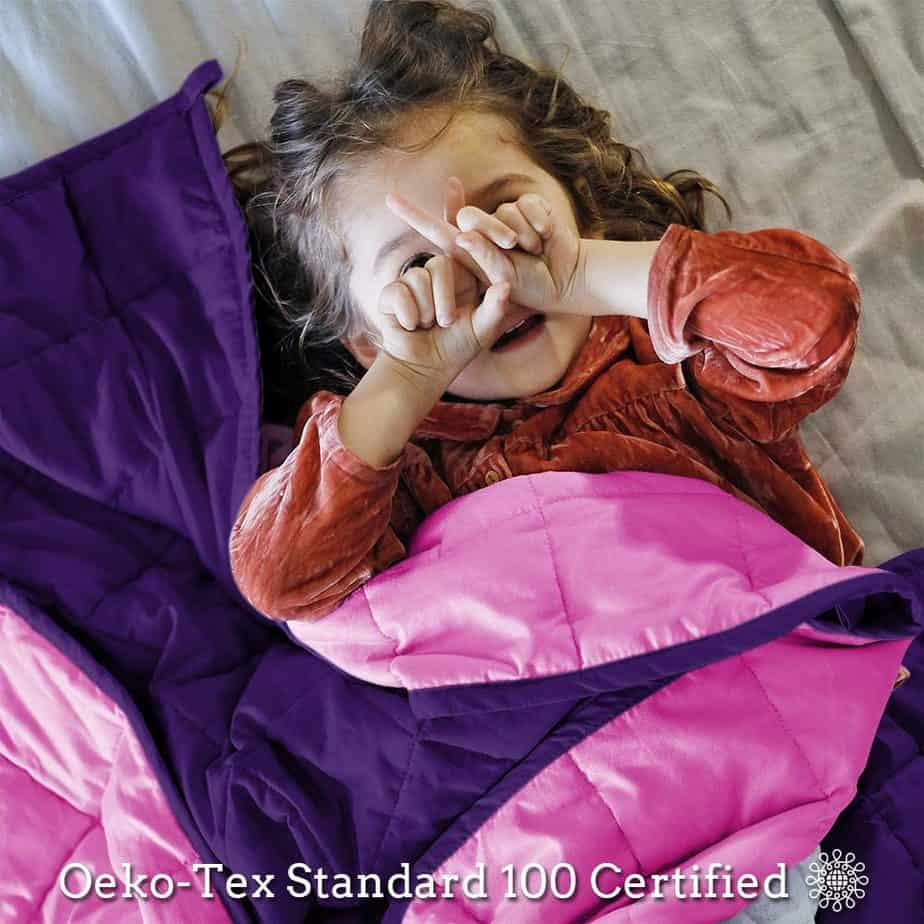weighted blanket for kids 5llb