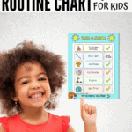Printable Routine Charts for Kids
