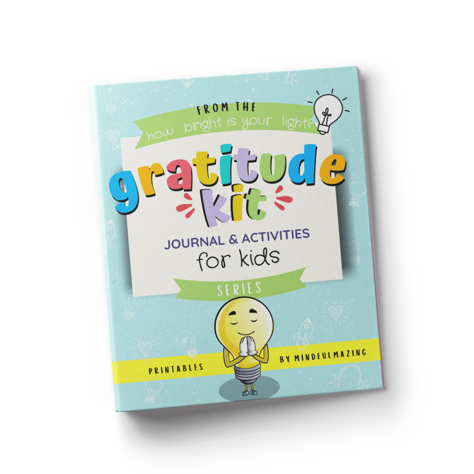 Gratitude Toolkit for Kids PDF (ages 5-11)