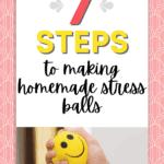 DIY Stress Balls Using Balloons