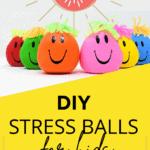 Homemade Stress Balls for Kids