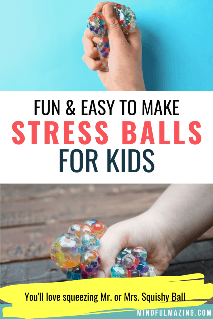 How to Make Homemade Stress Balls for Kids