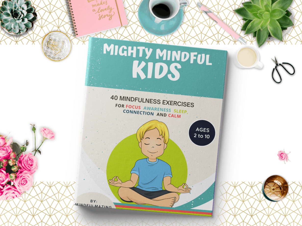 Mighty Mindful Kids PDF (ages 2-10)