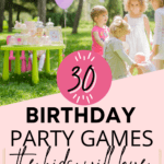 games for kids parties