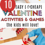 valentine games for kids