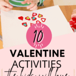 DIY valentine's days crafts for kids