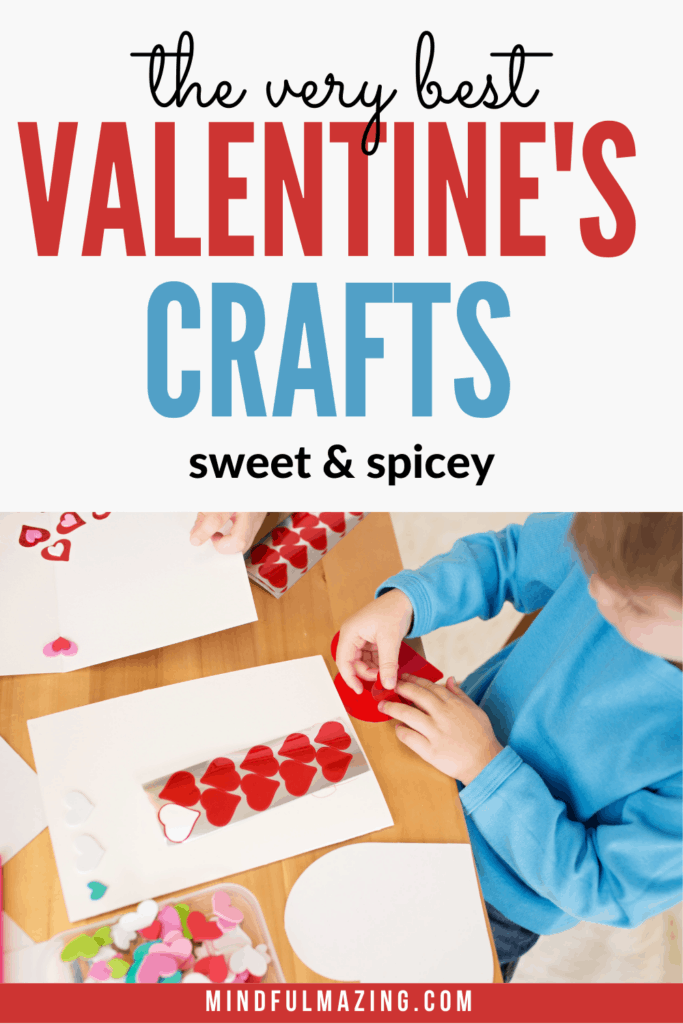 valentine crafts for kids