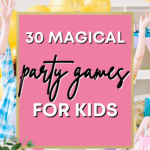 The best party games for kids