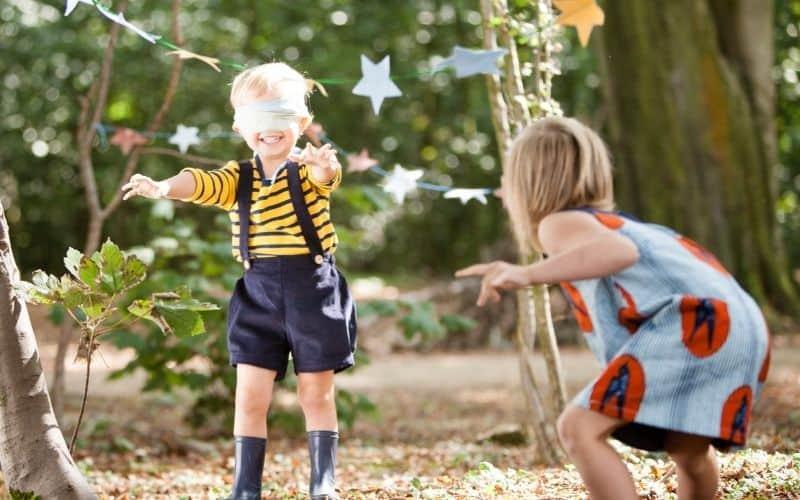 kids party games - best birthday games