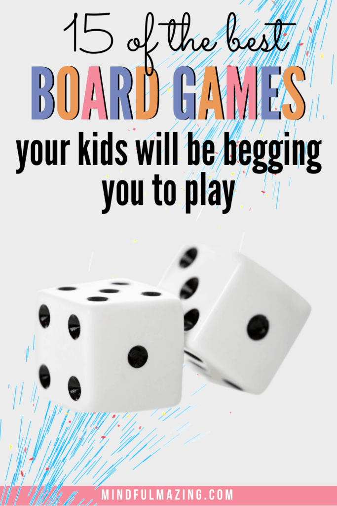 the best board games for 9 year olds