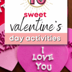 Valentine games, crafts, activities for kids