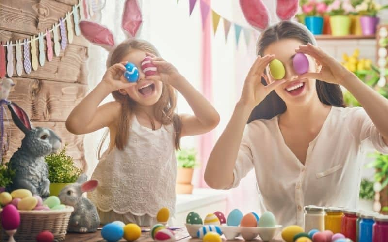 21+ Beautiful Family Easter Traditions