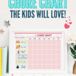 daily charts for kids