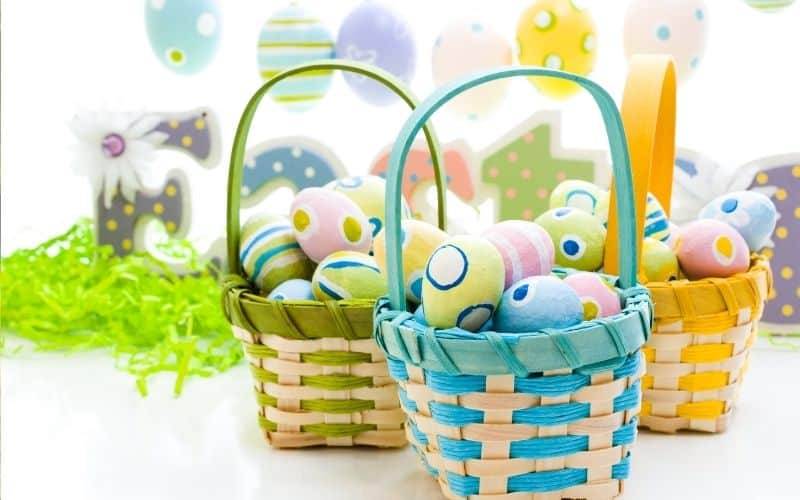 Easter Basket traditions
