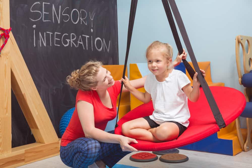 Sensory Swings for kids