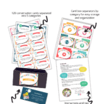 printable conversation cards for kids