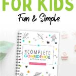Self Esteem Activities for Kids