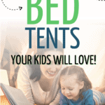 Privacy Bed Tents for Kids