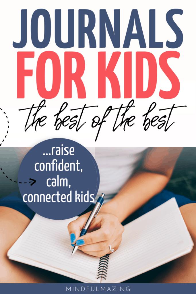 best journals for kids