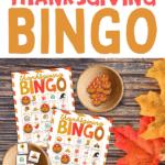 printable thanksgiving bingo free
